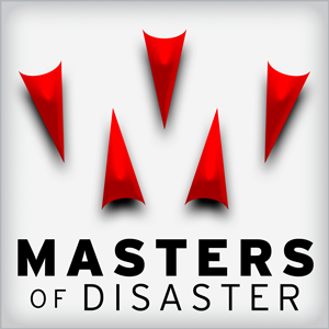 Masters of Disaster Retina Logo